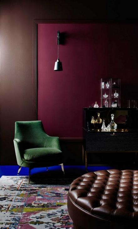 Winter color 2016 home interior design