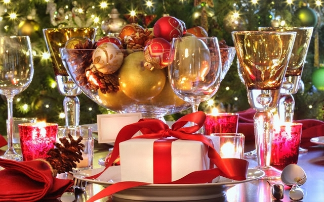 10 Cozy décor ideas for your reveillon dining room decor ideas 10 Cozy decor ideas for your New Year's Eve dining room 10 Cozy d  cor ideas for your reveillon dining room 5