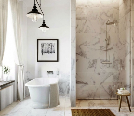 15 Marble Bathroom Ideas For Your Daily Rituals