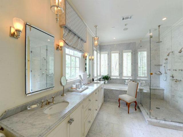 Bathroom design (4) marble bathroom ideas 15 Marble Bathroom Ideas For Your Daily Rituals Bathroom design 4