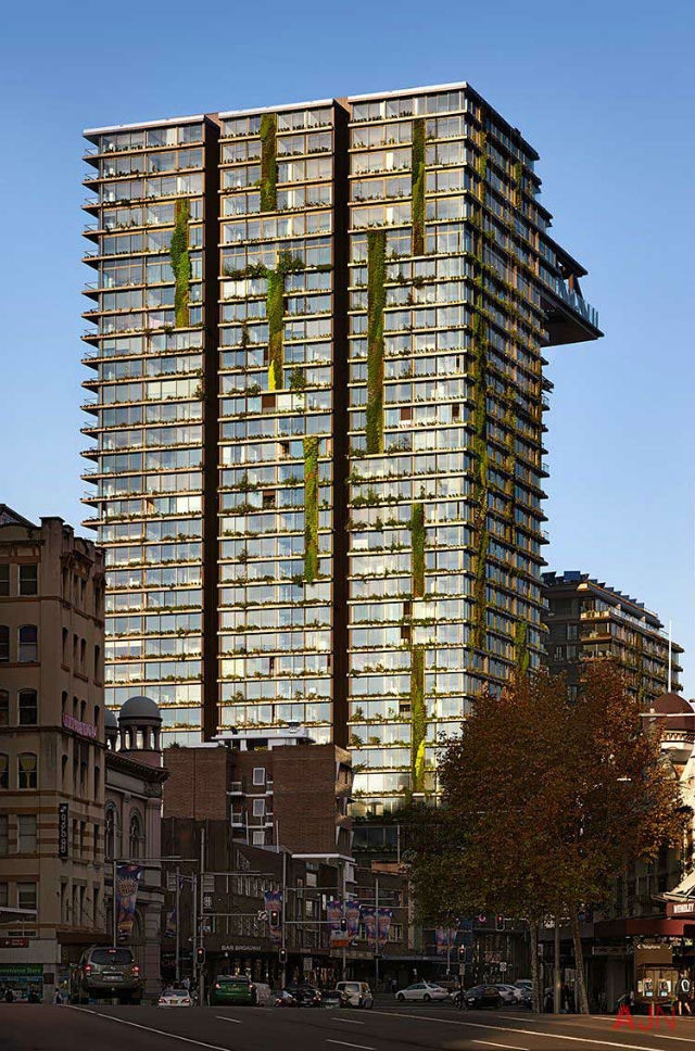 One Central Park jean nouvel The Best Projects By Jean Nouvel By Jean Nouvel 2