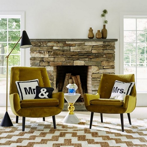 Chalet details JONATHAN ADLER TOP 25 PROJECTS BY JONATHAN ADLER Chalet details