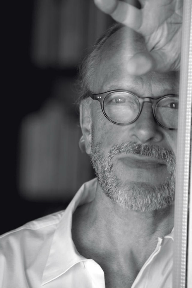 Christian Liaigre-portrait by Peter Lindbergh christian liaigre Best Design Inspiration By Christian Liaigre Christian Liaigre portrait by Peter Lindbergh