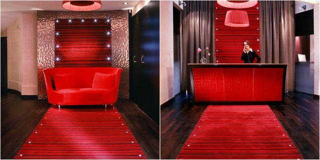 laurent moreau laurent moreau Best Design Projects By Laurent Moreau HOTEL ELYSEES REGENCIA 7