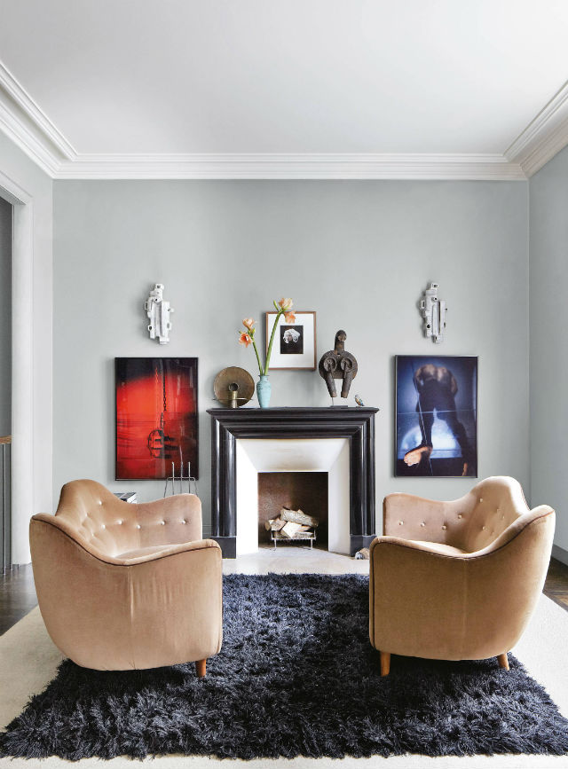 paris apartment Home Design Insipiration: Stefano Pilati's Paris Apartment Home Design Insipiration Stefano Pilati   s Paris Apartment 4