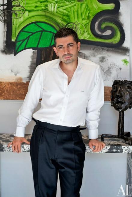 2016 AD 100 List: Interior Designer Francis Sultana