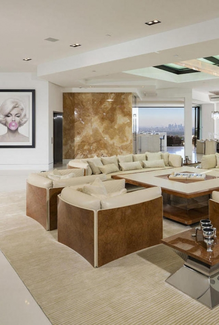 Best luxury interiors by Ferrugio Design
