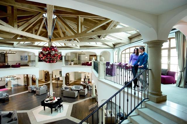 Modern classic interiors ideas at 5 stars hotels in - Interior design modern classic ...