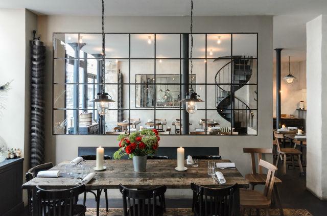 Paris Restaurants (4) restaurants in paris Get Inspired By These Stylish Restaurants in Paris Paris Restaurants 4