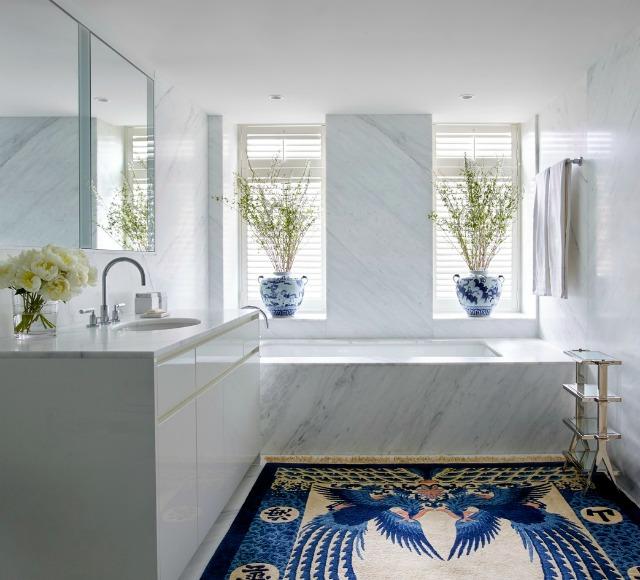 bathroom inspiration bathroom interiors 20 STUNNING BATHROOM INTERIORS edc110115behun11