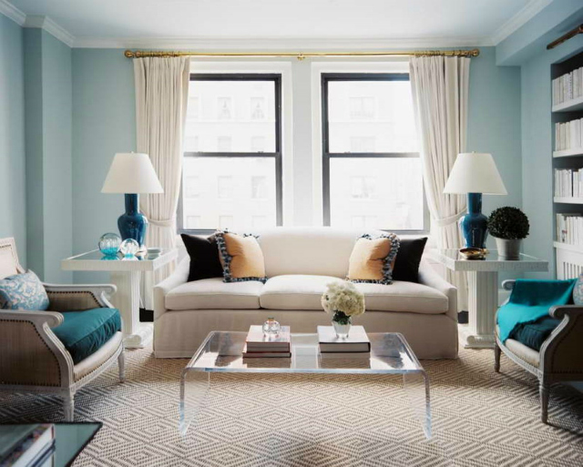 How To Style A White Sofa