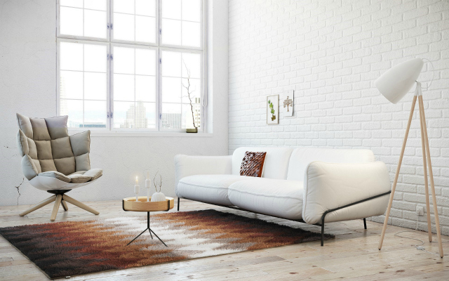 living room inspiration how to style a white sofa living room inspiration Living Room Inspiration : How To Style a White Sofa how to style a white sofa 5