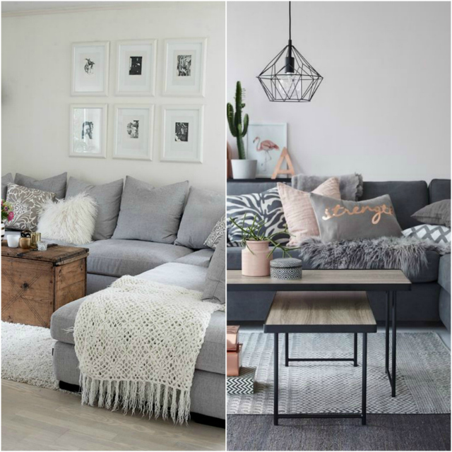 Living room inspiration how to style a sofa for Living rooms ideas and inspiration