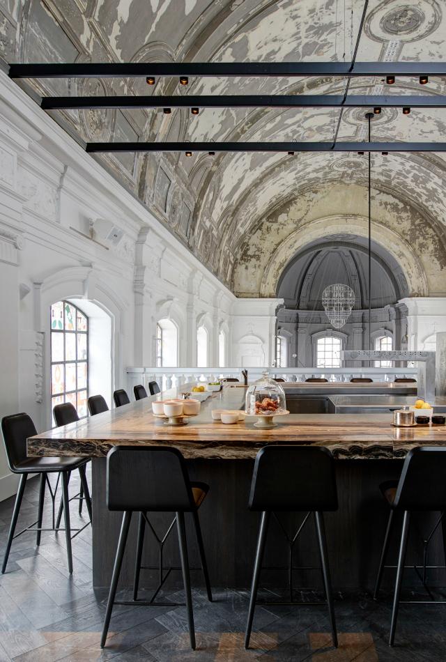 restaurant interior design the jane