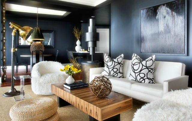10 beautiful living room ideas by interior designers for Living rooms ideas and inspiration