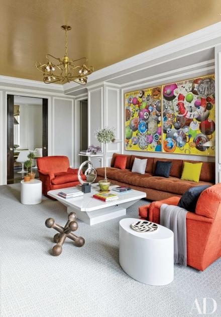15 Brilliant Family Room Design Ideas
