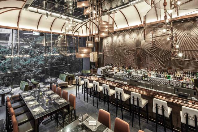 Ammo restaurant ideas restaurant interior Restaurant Interior Ideas: Ammo Ammo restaurant Interior 2