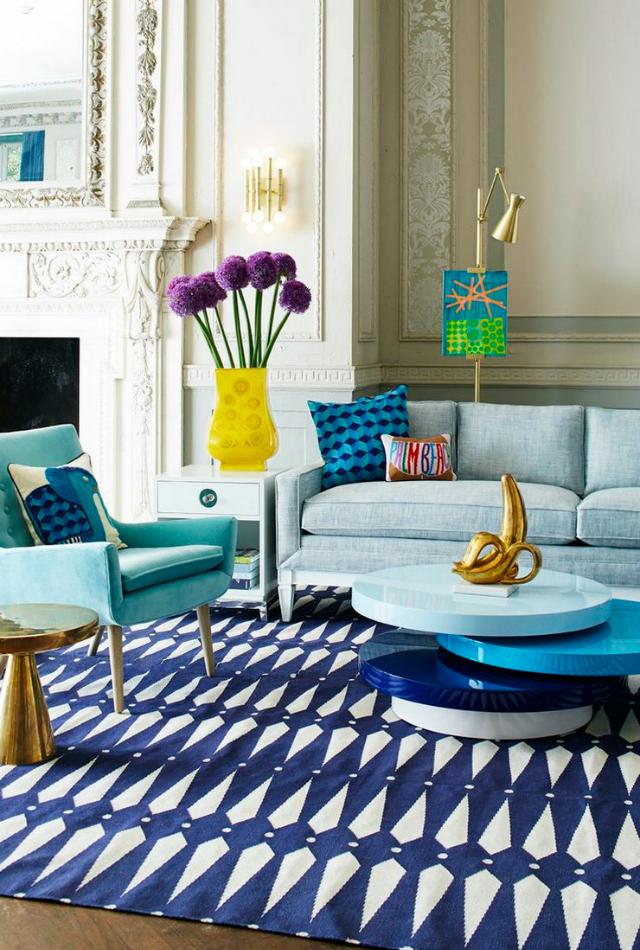 Jonathan Adler living room ideas 10 Beautiful Living Room Ideas By Interior Designers Jonathan Adler