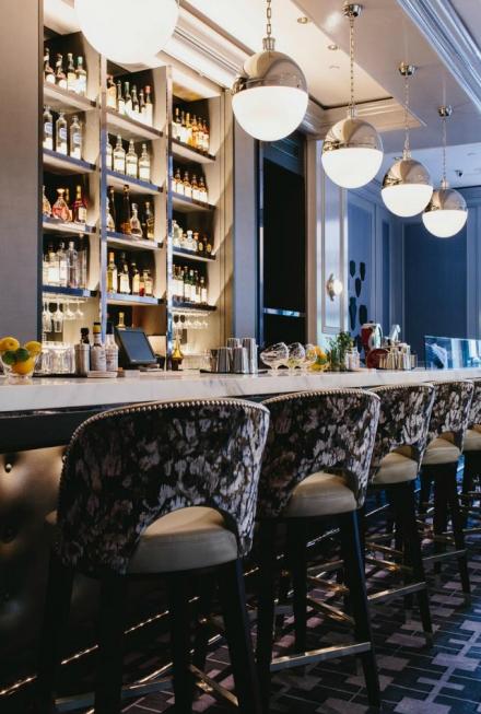 Restaurant Interior Ideas: Margot, Four Seasons Atlanta