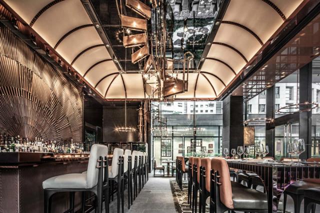 ammo restaurant interiors restaurant interior Restaurant Interior Ideas: Ammo ammo restaurant interior 5