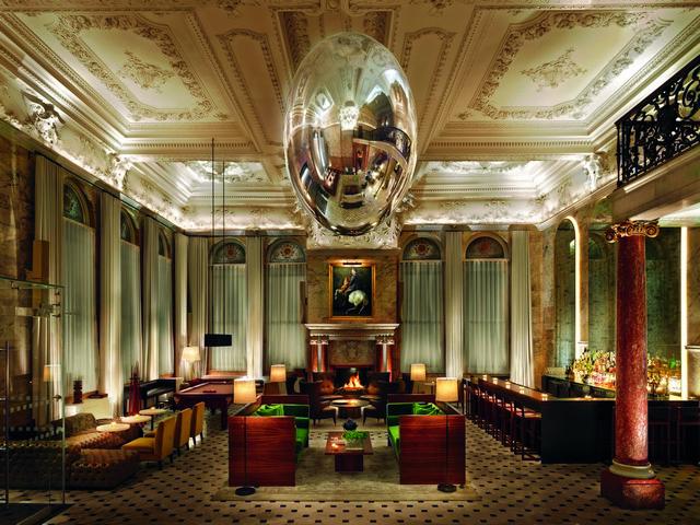 Where To Stay In London3 where to stay in london Where To Stay In London: Stylish Hotel Design Ideas chic london hotels 06