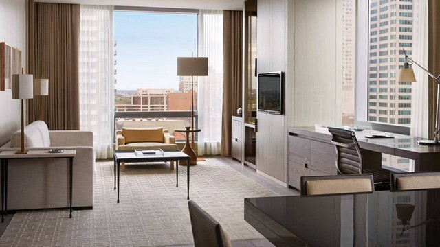 Hotel Interior Design: Four Season Toronto - Yabu Pushelberg Design hotel interior design Hotel Interior Design: Four Seasons Toronto by Yabu Pushelberg cq5dam
