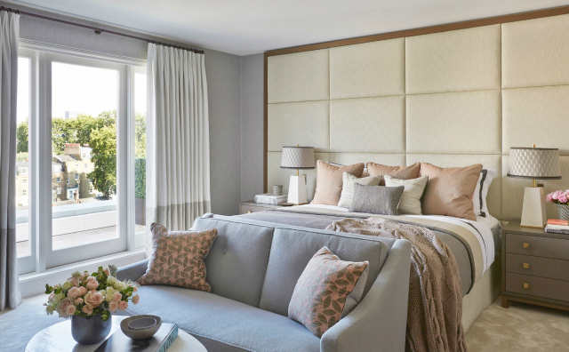Bedroom design ideas. Interior design by Helen Green bedroom design ideas 15 Elegant Bedroom Design Ideas With A Sofa helen green sofa for bedroom 2