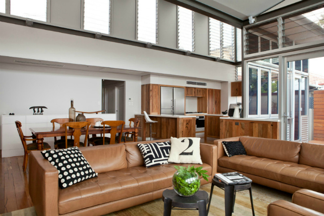 Tan Leather Sofa Living Room Ideas   1025theparty.com