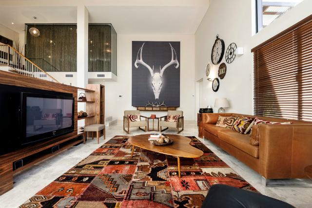 Tan Leather Sofa Living Room Ideas