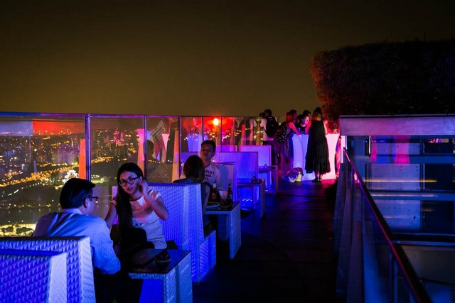 Get Inspired By These Outstanding Rooftop Restaurants In Singapore rooftop restaurants Get Inspired By These Outstanding Rooftop Restaurants In Singapore 1 altitude singapore club lounge 7874