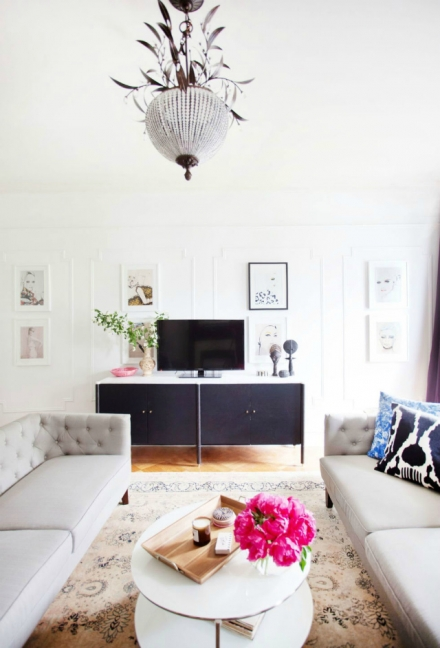10 Dazzling Decorating Ideas From The Most Popular Rooms On Pinterest