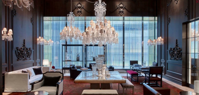 Top 5 Stunning and Expensive Hotel Suites in NYC - Baccarat Suite at Baccarat Hotel and Residences New York hotel suites in nyc Top 5 Stunning and Expensive Hotel Suites in NYC 2