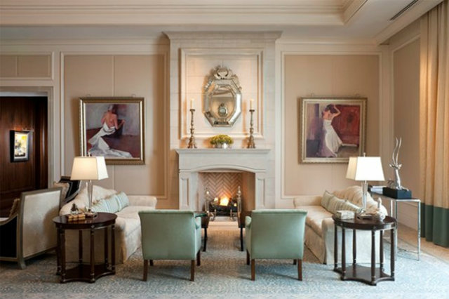 Top 5 Stunning and Expensive Hotel Suites in NYC- Presidential Suite at The St Regis NYC hotel suites in nyc Top 5 Stunning and Expensive Hotel Suites in NYC 2