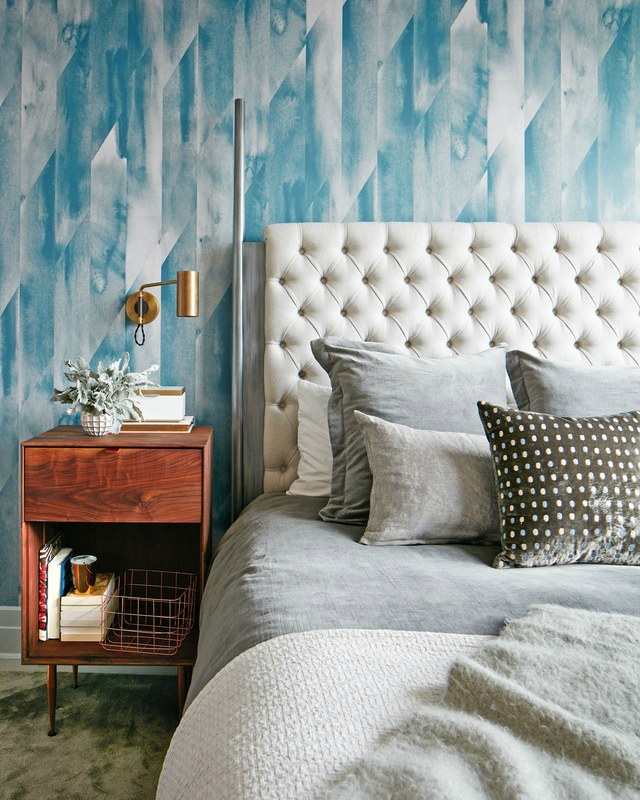 20 Fabulous Room Design Ideas With Wallpaper home decor 20 Fabulous Wallpapers That Will Spruce Up Your Home Decor 20 Fabulous Room Design Ideas With Wallpaper 15