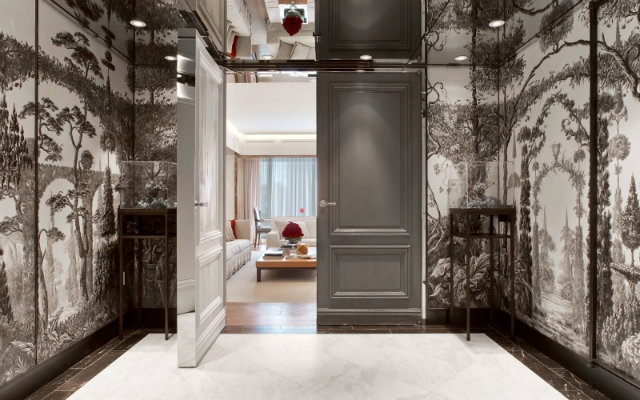 Top 5 Stunning and Expensive Hotel Suites in NYC - Baccarat Suite at Baccarat Hotel and Residences New York hotel suites in nyc Top 5 Stunning and Expensive Hotel Suites in NYC 3