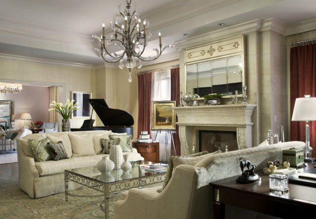 Top 5 Stunning and Expensive Hotel Suites in NYC- Presidential Suite at The St Regis NYC hotel suites in nyc Top 5 Stunning and Expensive Hotel Suites in NYC 3