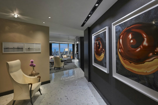 Top 5 Stunning and Expensive Hotel Suites in New York-Suite 5000 at Mandarin Oriental hotel suites in nyc Top 5 Stunning and Expensive Hotel Suites in NYC 3