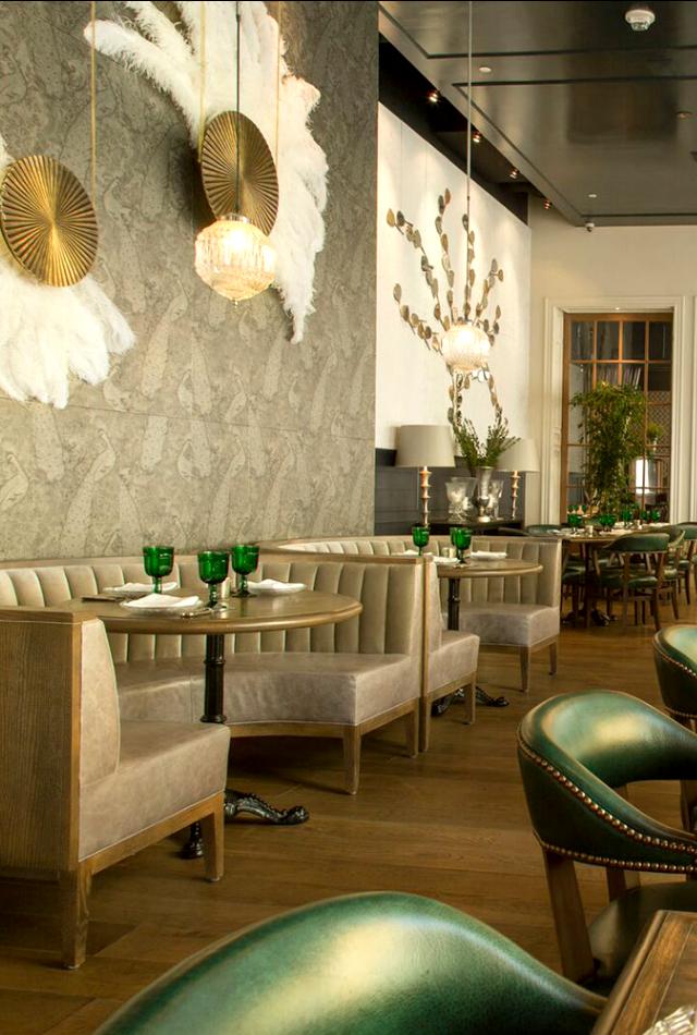 Restaurant Interior Ideas Faith & Flower
