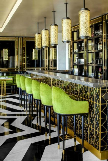 Restaurant Interior Ideas: Song Qi