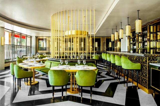 Restaurant Interior Ideas: Song Qi restaurant interior Restaurant Interior Ideas: Song Qi Restaurant Interior Ideas Song Qi 2