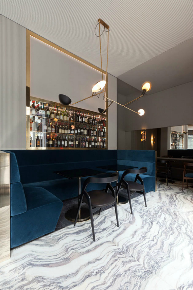 Restaurant Design Ideas T'a, Milan restaurant interior Restaurant Interior Ideas: T'a, Milan Restaurant Interior Ideas T   a Milan 4