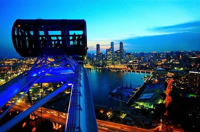 Get Inspired By These Outstanding Rooftop Restaurants In Singapore rooftop restaurants Get Inspired By These Outstanding Rooftop Restaurants In Singapore SkyDining2 sgnow