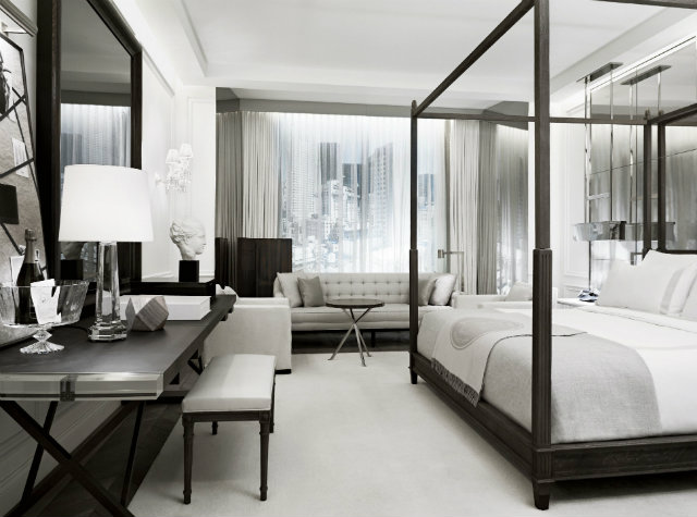 Top 5 Stunning and Expensive Hotel Suites in NYC - Baccarat Suite at Baccarat Hotel and Residences New York hotel suites in nyc Top 5 Stunning and Expensive Hotel Suites in NYC Top 5 Stunning and Expensive Hotel Suites in NYC Baccarat Suite at Baccarat Hotel and Residences New York