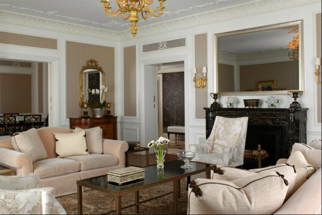 Top 5 Stunning and Expensive Hotel Suites in NYC- Presidential Suite at The St Regis NYC hotel suites in nyc Top 5 Stunning and Expensive Hotel Suites in NYC Top 5 Stunning and Expensive Hotel Suites in NYC Presidential Suite at The St