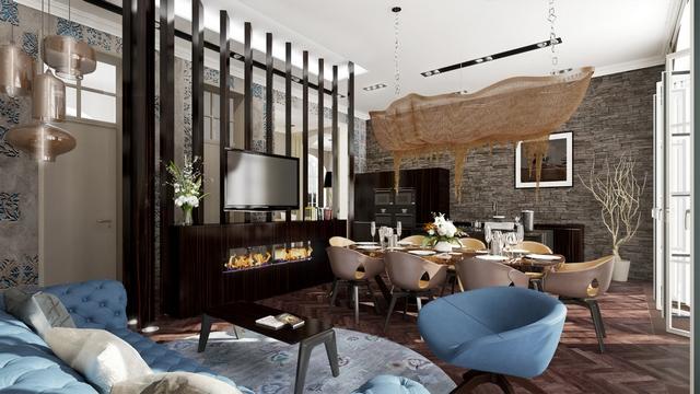 12 Top Ideias to Modern Classic Dinning room Interior Design  12 Top Ideas to Modern Classic Dinning room Interior Design Top Ideen zu Modern Classic Esszimmer Innenarchitektur 12