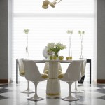12 Top Ideas to Modern Classic Dinning room Interior Design