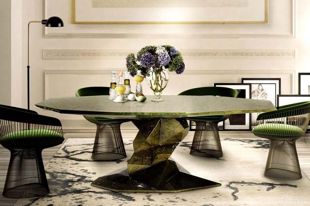 12 Top Ideas to Modern Classic Dinning room Interior Design  12 Top Ideas to Modern Classic Dinning room Interior Design Top Ideen zu Modern Classic Esszimmer Innenarchitektur 7