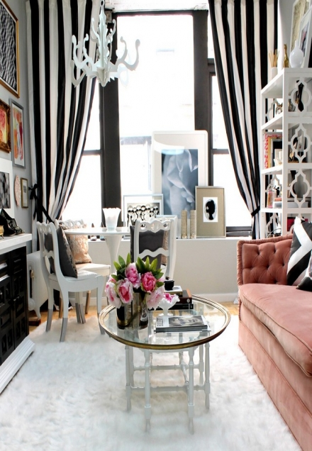 How to Create Beautiful Black and White Interiors