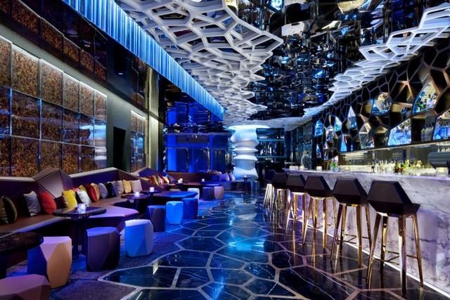 Restaurant Ideas: Ozone  restaurant interior Restaurant Interior Ideas: Ozone 1