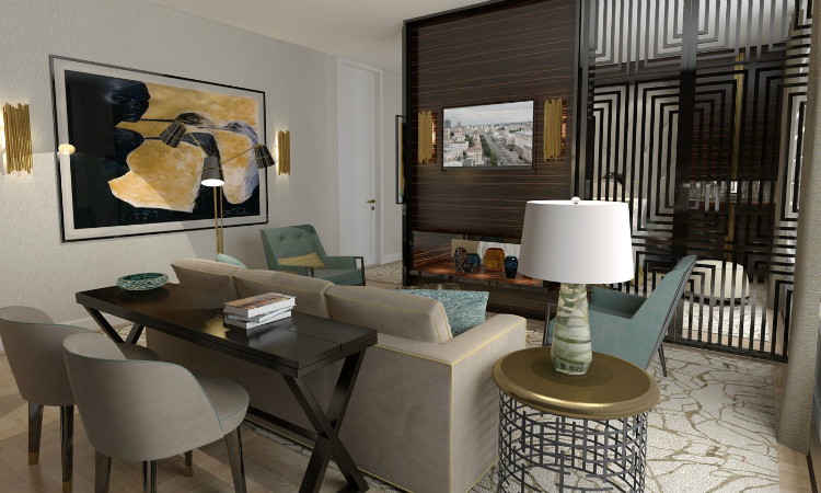 living rooms 35 STUNNING IDEAS FOR MODERN CLASSIC LIVING ROOMS 3ab174ade554fe2ea7fb844e46a6a72a